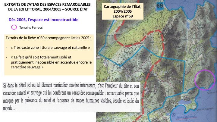 Villas Ferracci : La polémique rebondit entre l'avocat du promoteur et ABCDE-U Levante sur la réalité des faits