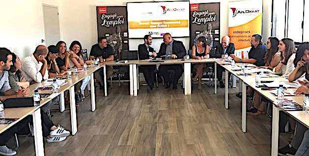 Ajaccio : Un partenariat entre Afflokat et le groupe Codim