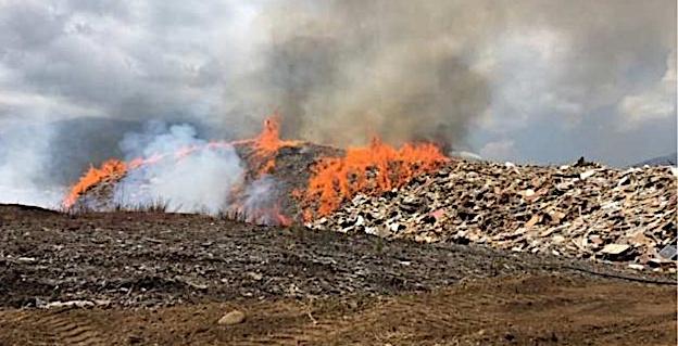 Biguglia : Autorisation de reprise partielle d'activité de la société AM Environnement.