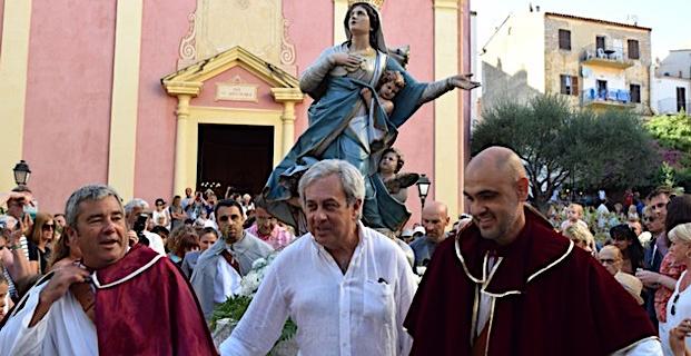 L'Assomption de Marie fêtée dans la ferveur à Calvi