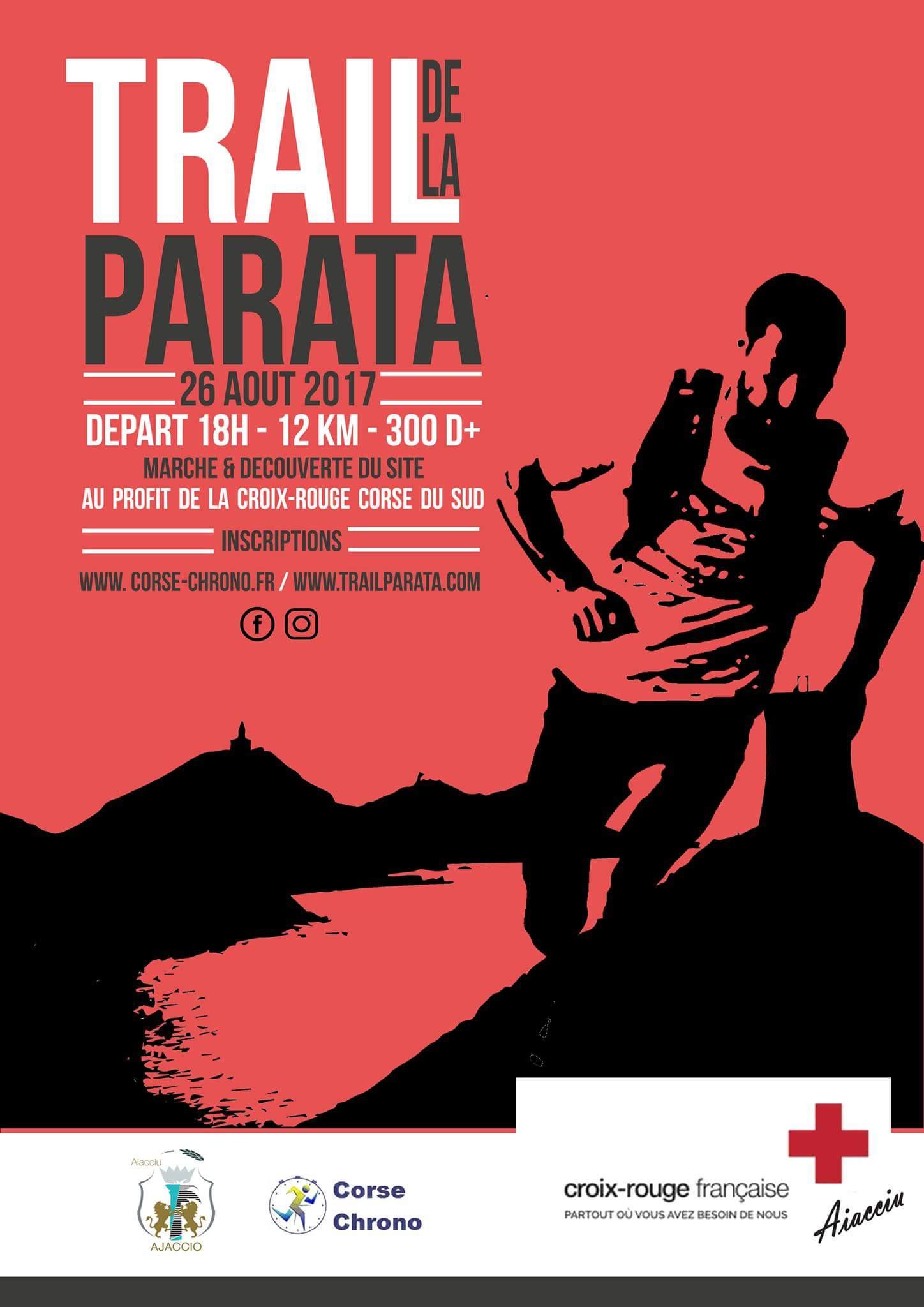 Ajaccio : Samedi, première édition du trail de la Parata