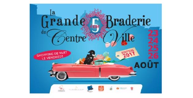 5e braderie du centre-ville d'Ajaccio : Quatre journées pour faire des affaires