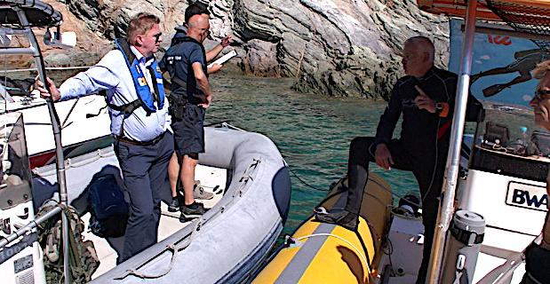 L'opération interministérielle vacances prend la mer dans le Cap Corse