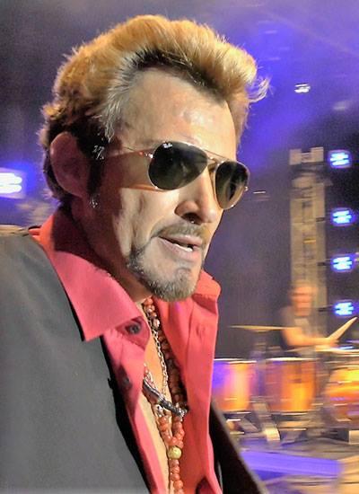 Le sosie de Johnny Hallyday en concert le 2 septembre à Calvi