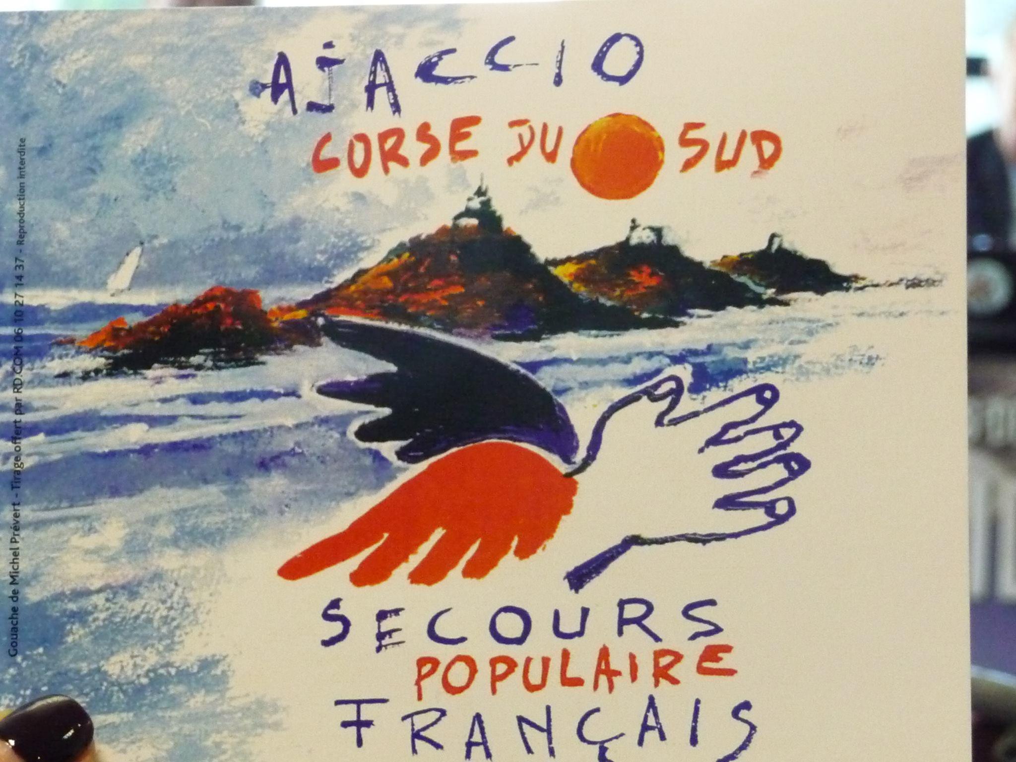 Ajaccio : Vol avec effraction au siège du Secours populaire