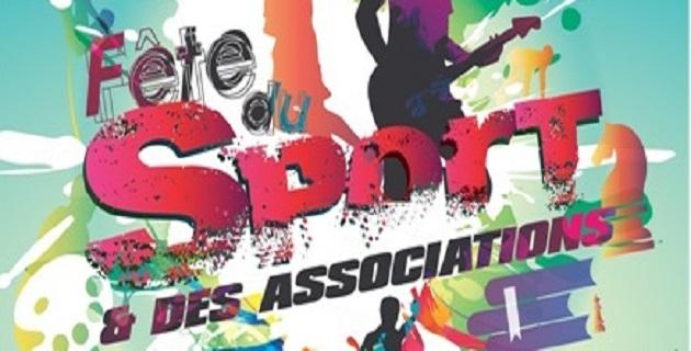 Fête du sport et des associations :   A Ajaccio les 15 et 16 septembre
