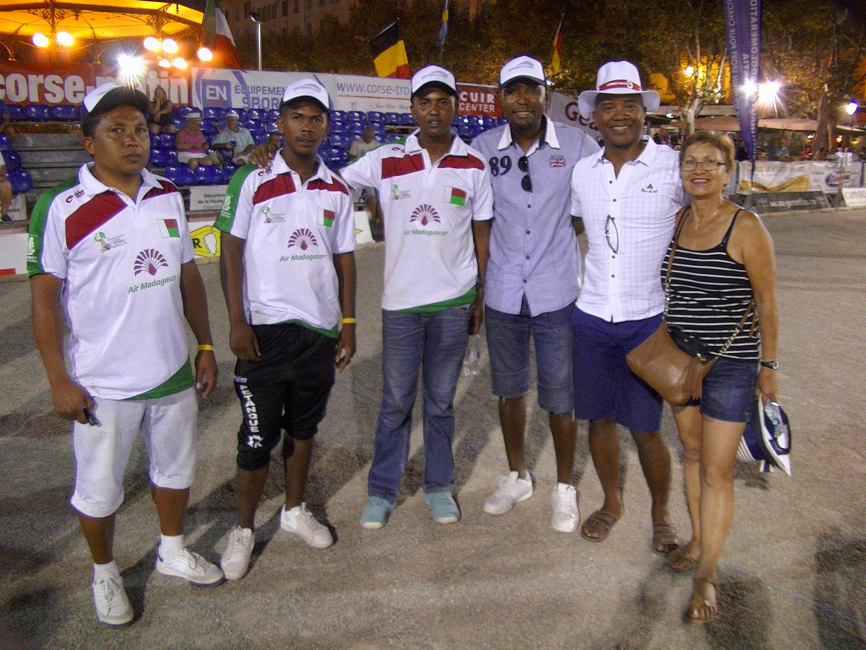 L'équipe de Madagascar remporte la 3ème édition du Trophée Lamperti