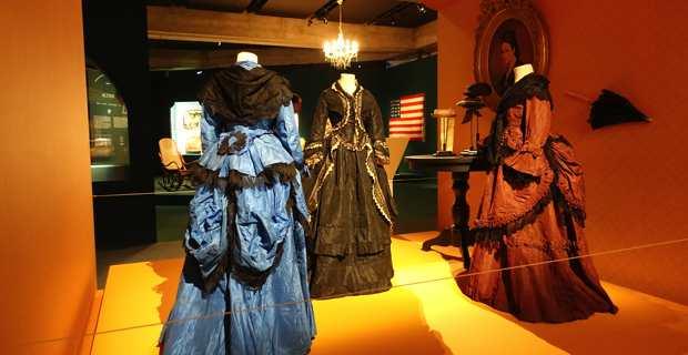 Les robes de Francisca Fantauzzi. Photo Christian Andreani.