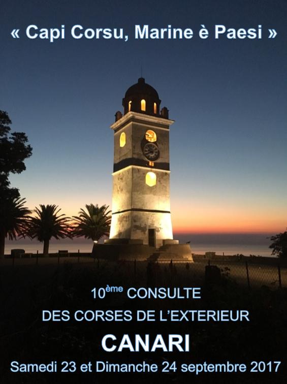 """""""Capi Corsu, marine è paesi"""" au programme de la 10ème Consulte des Corses de l'extérieur"""