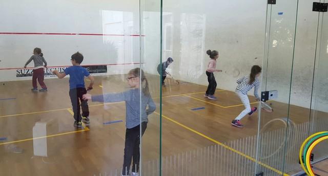 La rentrée sportive au squash loisirs L'Ile-Rousse-Balagne