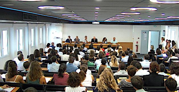 Bastia : Rentrée de la 37ème promotion de l'IRA