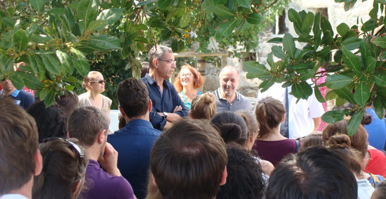 La nouvelle promotion de l'IRA accueillie à Bastia