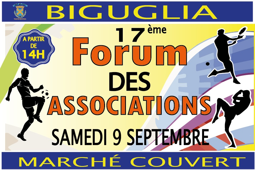 Biguglia : Le 17e forum des associations