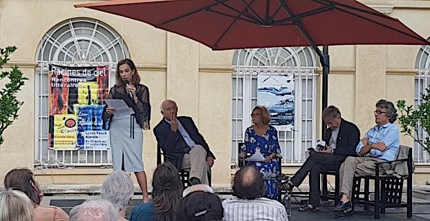 « Racines de ciel » :  Les rencontres littéraires se poursuivent à Ajaccio