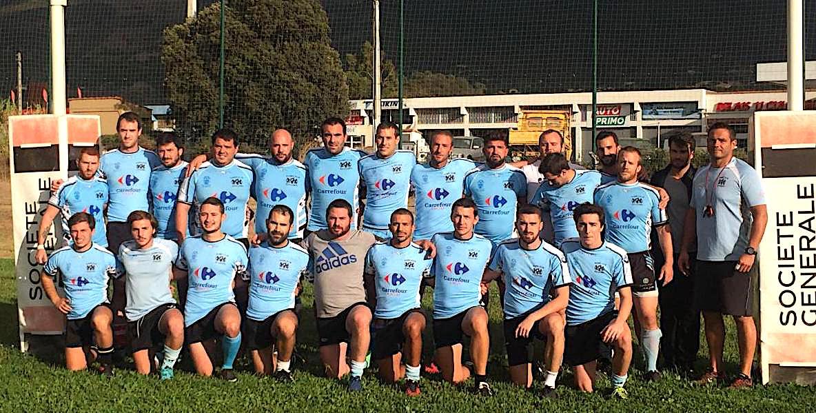 Rugby : Objectif remontée pour le RC Ajaccio