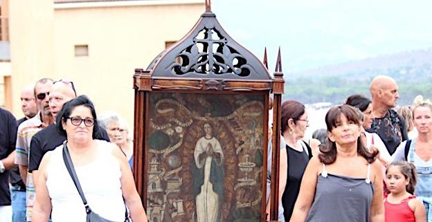 Notre-Dame de la Serra veille sur Calvi depuis le XVe siècle