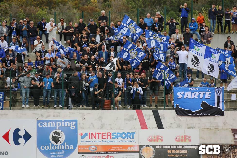 U Sporting Club di a Corsica in giru ind'u Vighjanu…