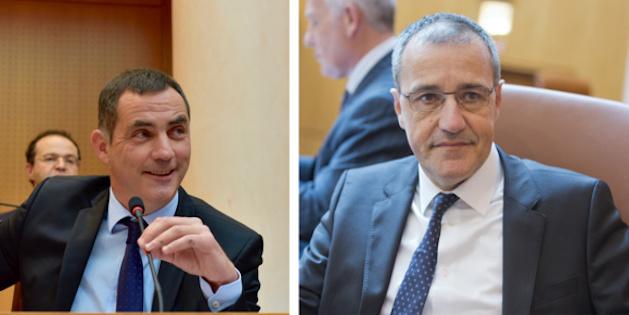 """Gilles Simeoni et Jean-Guy Talamoni et l'Imam fiché """"S"""" :  """"Surpris par le jugement du TA de Bastia"""""""