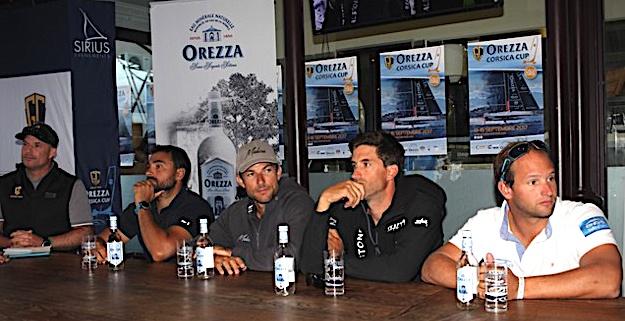 Calvi : Le départ de la GC32 Orezza Corsica Cup avancé à mercredi  à 10 heures