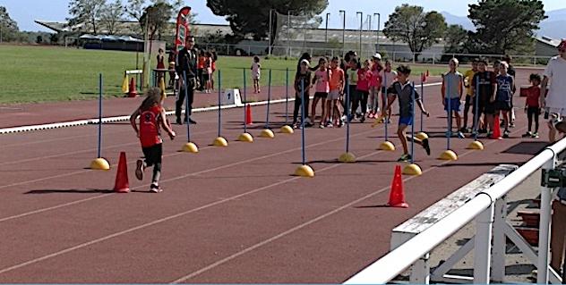 Athlétisme : L'opération « Kinder » a réservé de belles surprises à Bastia