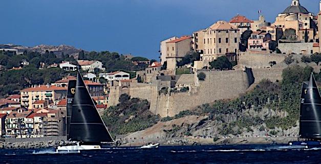 "GC32 Tour-Orezza Corsica Cup à Calvi : Sébastien Col (""Malizia-Yacht Club de Monaco"") dominateur"