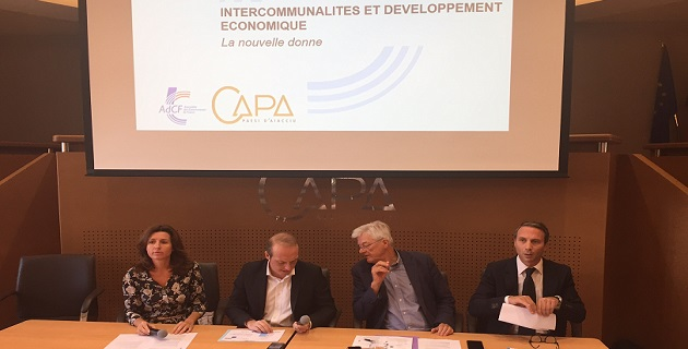 Intercommunalités et développement économique : Enjeux et compétences des communautés