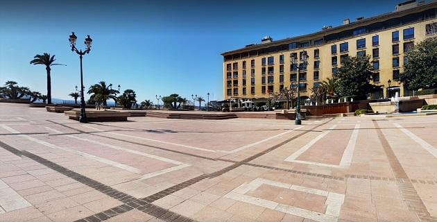 La Ville d'Ajaccio répond à une demande de sécurisation de la place du Diamant