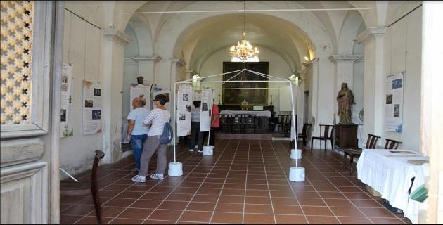 La chapelle Sainte Lucie à Ajaccio ouvre ses portes à Luther
