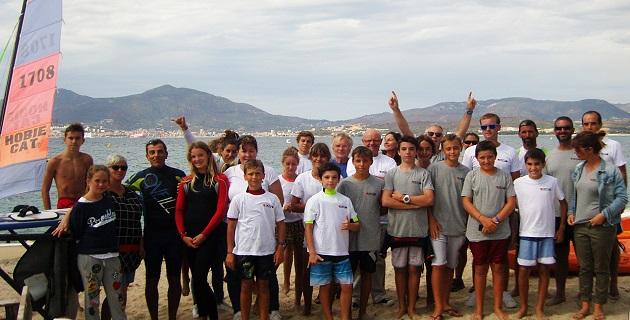 Le club de voile de Porticcio a ouvert ses portes pour une journée découverte