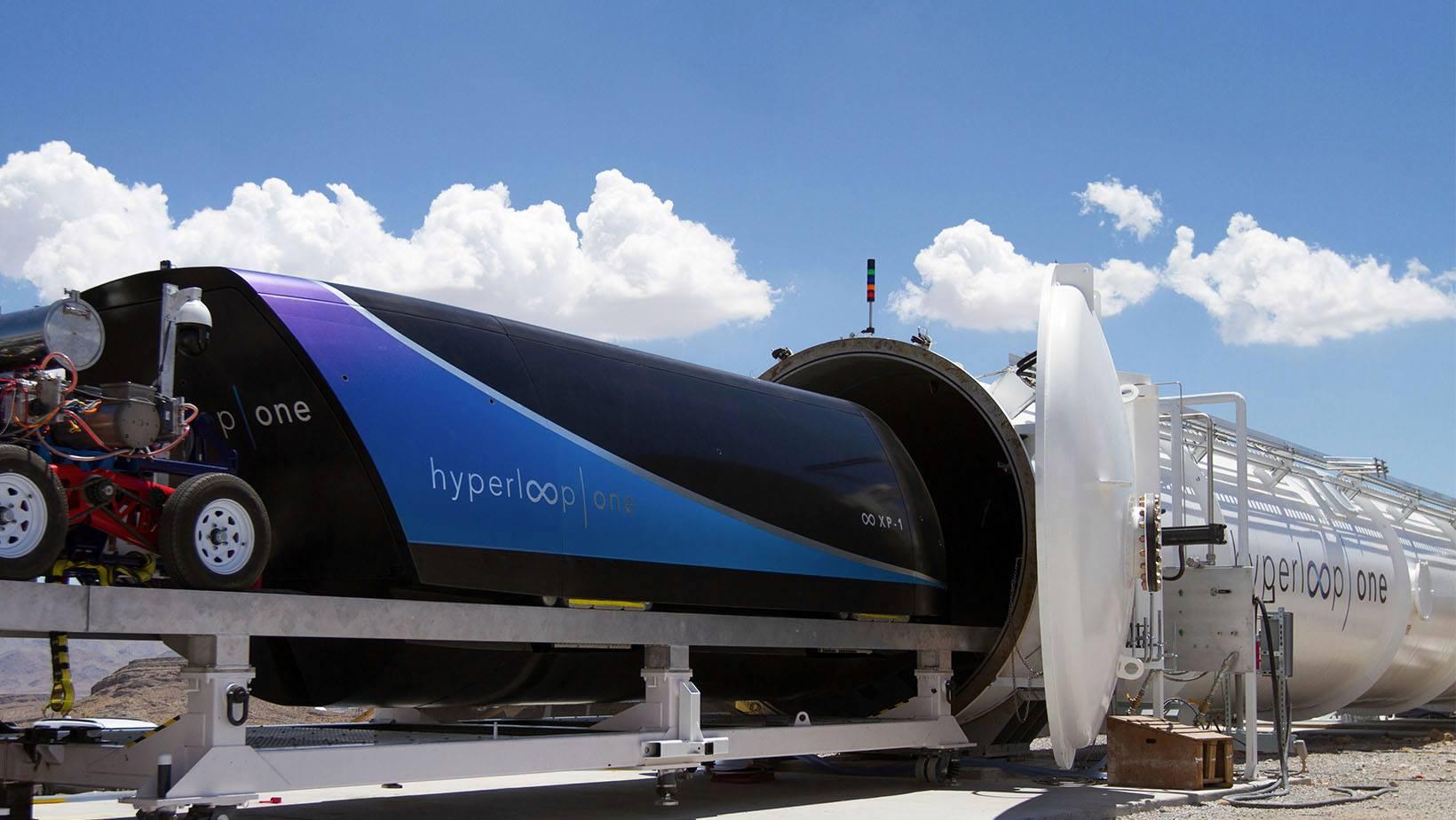 """Hyperloop : Le projet du """"métro sous-marin"""" corso-sarde ne passe pas en finale"""