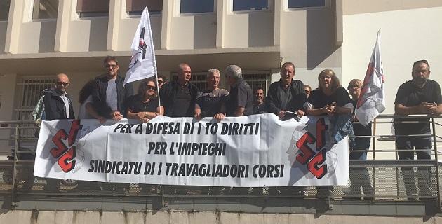 Grève à la Poste d'Ajaccio :  Où l'on reparle de la corsisation des emplois