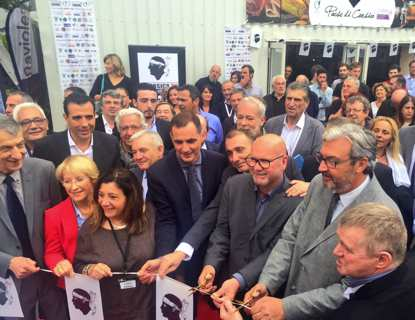 La Foire internationale de Marseille met la Corse, ses productions et sa diaspora à l'honneur