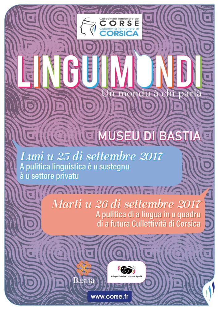 "E ghjurnate ""Linguimondi"" in Bastia"