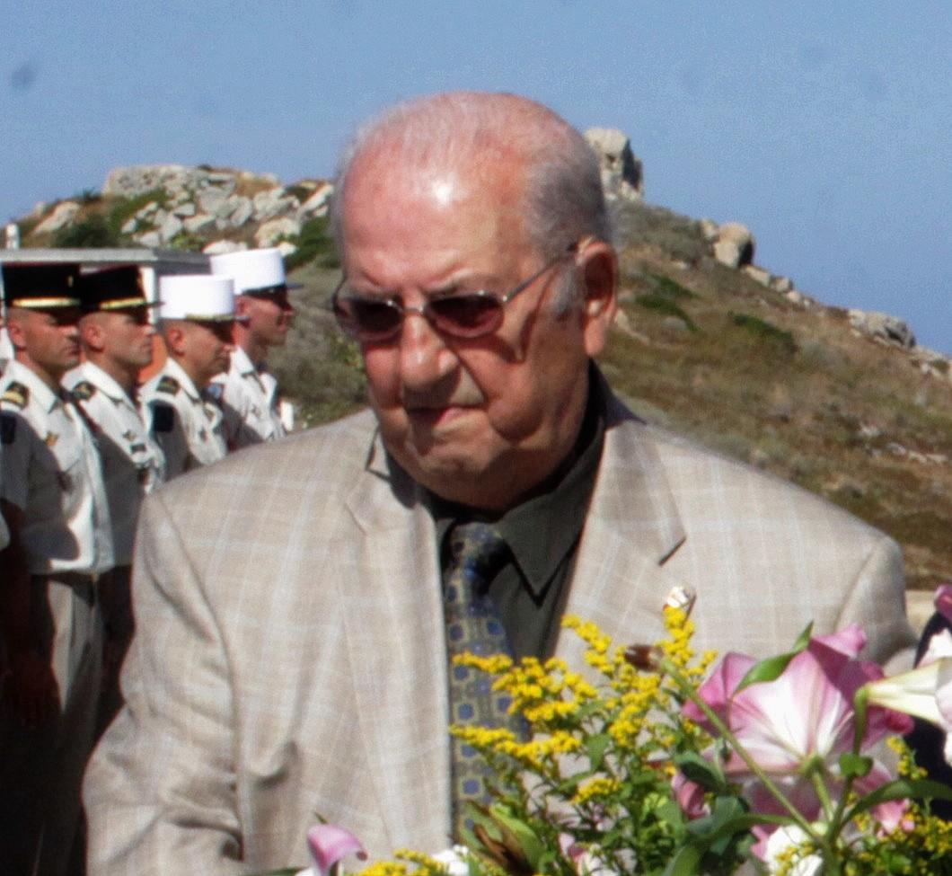Calvi : Ancien du Bataillon de Choc, François Bacciochi nous a quittés