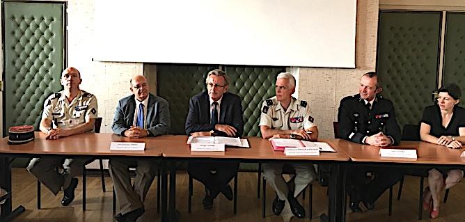 Ajaccio : Le rectorat conventionne avec l'armée pour soutenir la réserve militaire