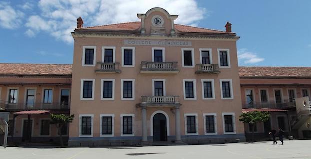 Sartene : Les élèves préparent le Goncourt des lycéens avec Didier Decoin et Jérôme Ferrari