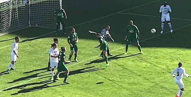 Coupe de France : Retour gagnant pour le SCB à Furiani face à la Casinca (4-1)