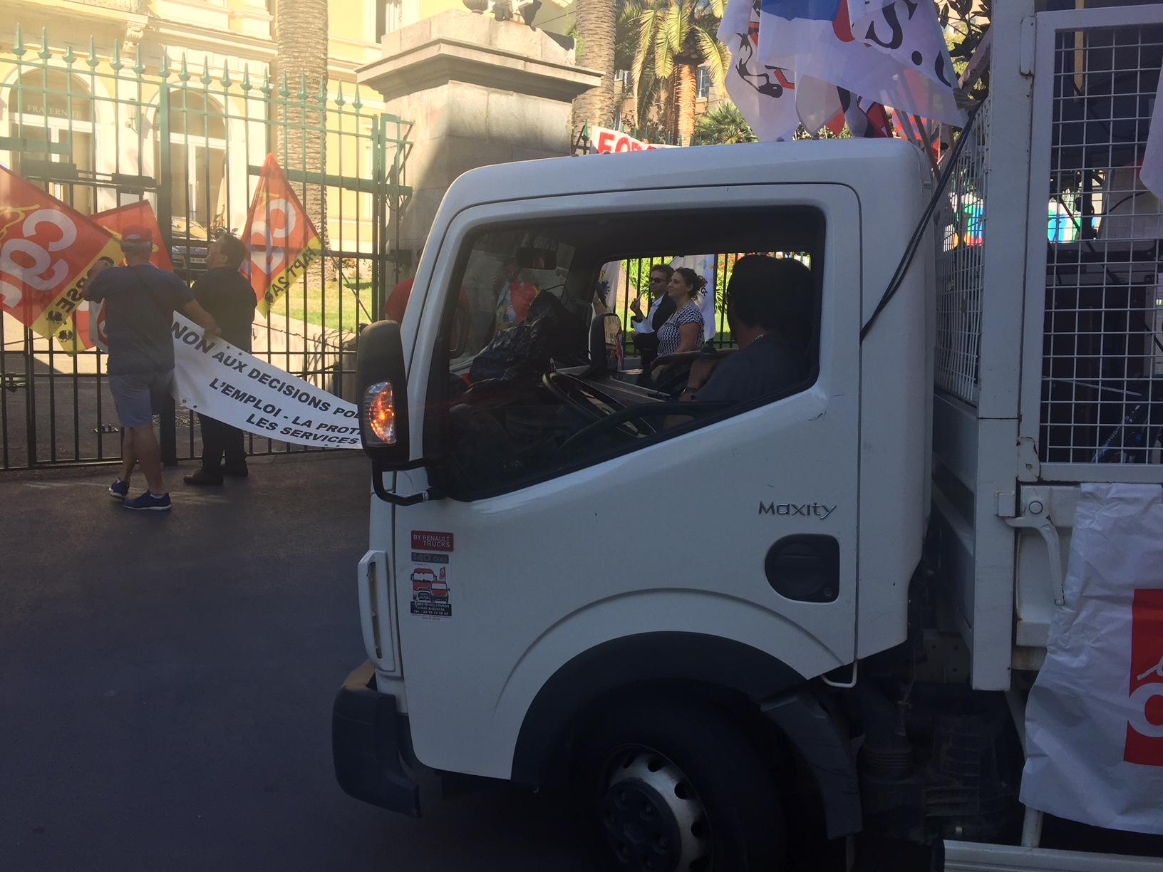 The Voice la voix issue du camion