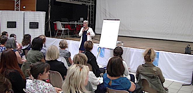 « Être ça s'apprend » : Une conférence de D. Lussan dans le cadre de « Oser être »