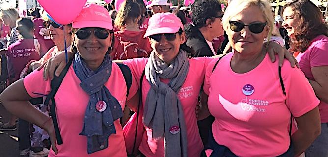 Trek de Gazelles : Trois Corses en marche pour les enfants atteints de cancer