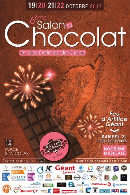 Bastia : Le rideau se lève sur 6ème édition du Salon du chocolat & des délices de Corse