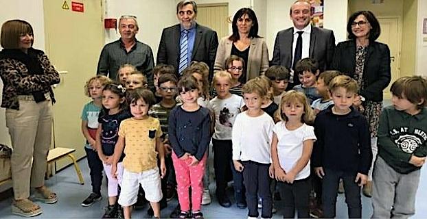 Municipalité d'Ajaccio et Inseme : Des stylos pour écrire un avenir meilleur