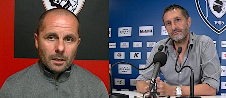 Jean-André Ottaviani et Stéphane Rossi