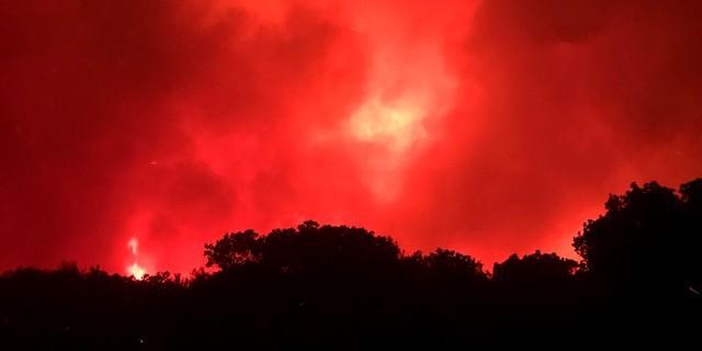 Ville-di-Paraso : Près de 2 000 hectares parcourus par les flammes