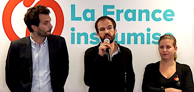 Territoriale : La France Insoumise rejette A Manca Alternativa