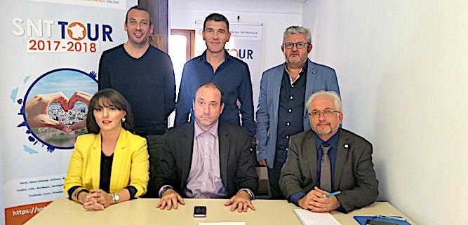 Collectivité unique : Le président du Syndicat National des Territoriaux en Corse pour mesurer les effets des ordonnances…