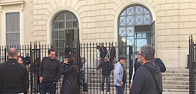 Les salariés devant le tribunal