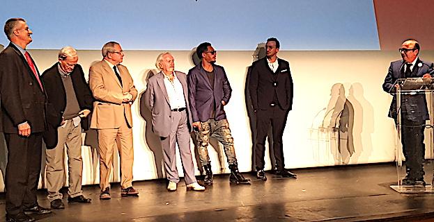 Le rideau s'est levé sur le festival du film politique de Porto-Vecchio