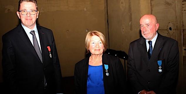 Pigna : Josée Martelli, chevalier de l'Ordre national du Mérite