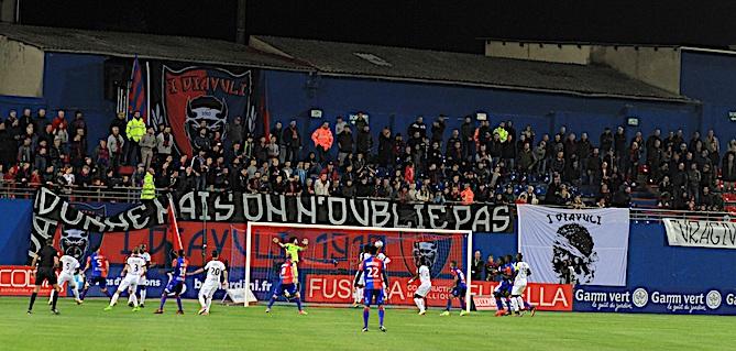 L'œil du technicien - GFCA-Paris : Le match vu par Baptiste Gentili